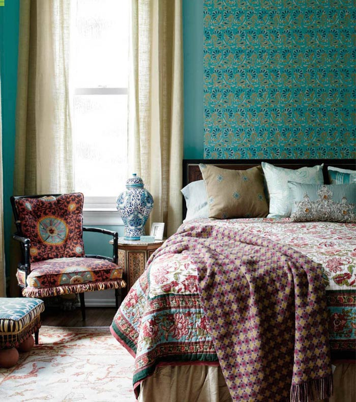 bedroom laura moss