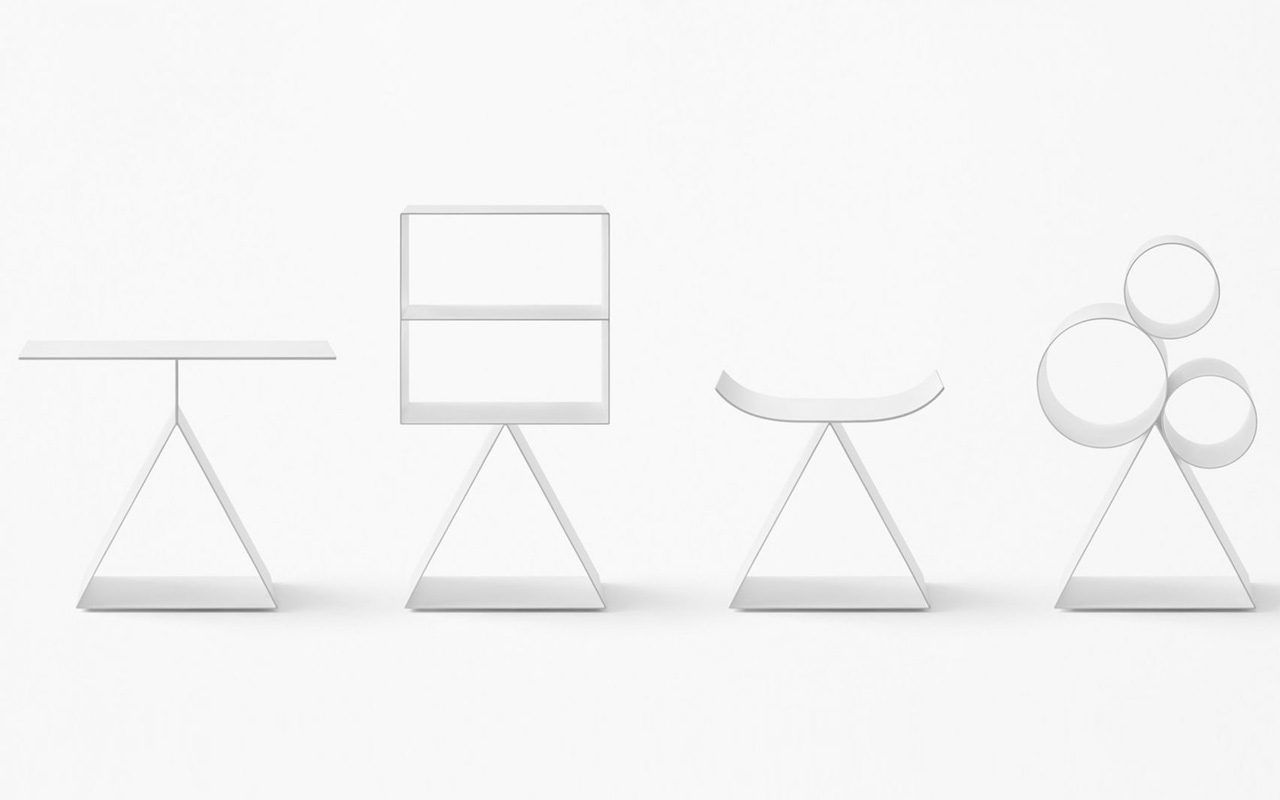 nendo furniture