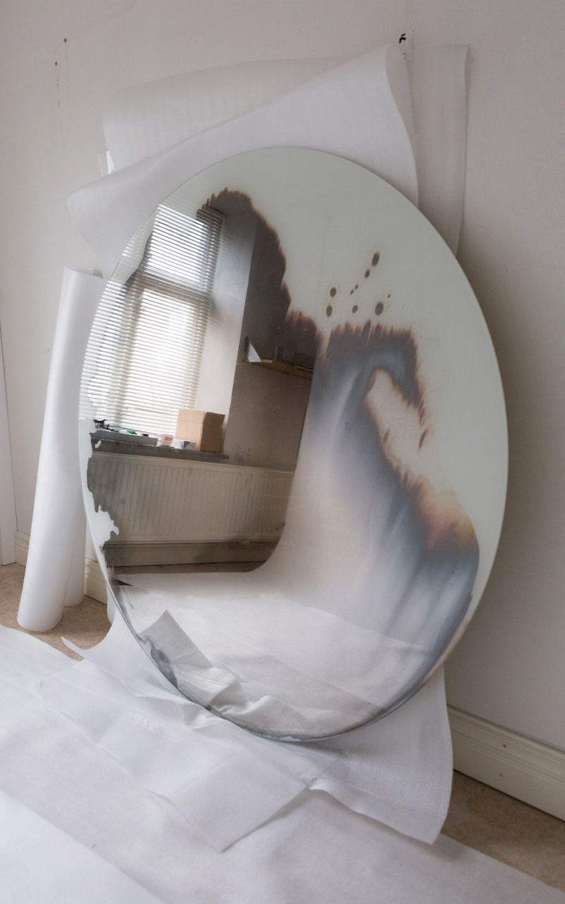 Mirrors by Jenny Nordberg